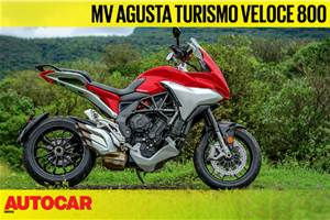 2019 MV Agusta Turismo Veloce 800 video review