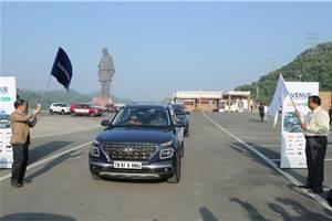 2019 Hyundai Great India Drive flags off