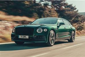 2020 Bentley Flying Spur review, test drive
