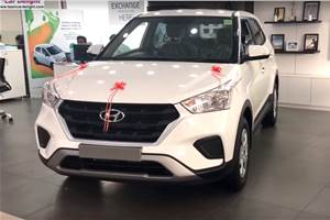 New Hyundai Creta E+ 1.6D priced from Rs 10.88 lakh