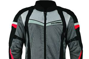 TVS launches new official riding gear and apparel
