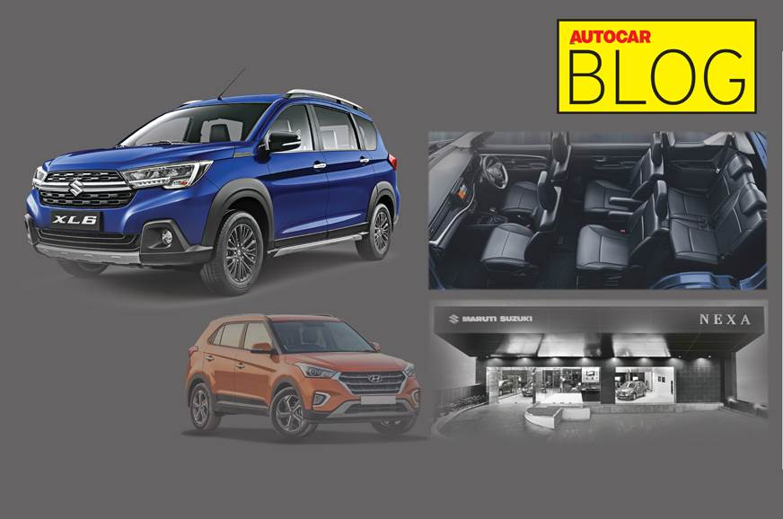 With the XL6 Maruti is trying to kill three birds with one stone.