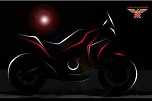 Moto Morini midsize platform teased before EICMA reveal