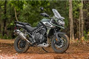 Triumph Tiger 800 XR, Tiger 1200, Bonneville T100 available with attractive benefits