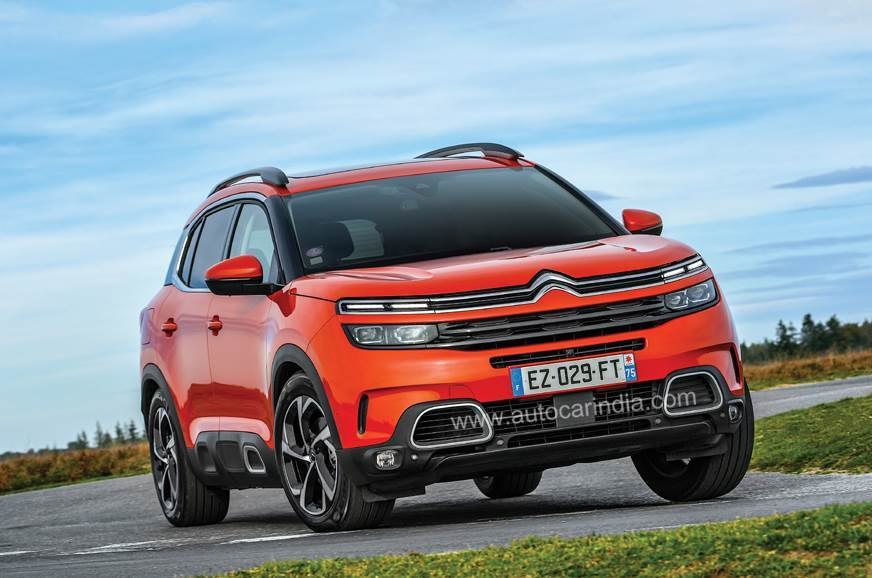 2019 Citroen C5 Aircross review, test drive