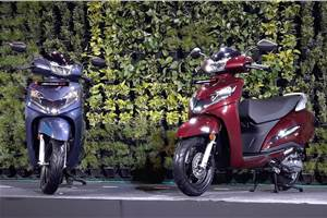 Bestselling scooters in India in September 2019: Activa still on top