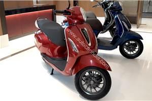 2020 Bajaj Chetak e-scooter: 5 things to know
