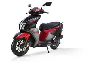 TVS Ntorq 125 sales cross 3.5 lakh mark