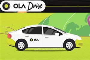 Ola introduces self-drive car sharing programme