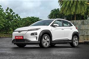 Hyundai Kona Electric to be supplied to Indian government