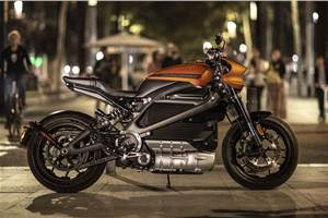 Harley-Davidson LiveWire production and sales resume