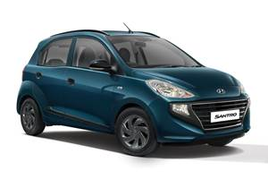 Hyundai Santro Anniversary Edition priced from Rs 5.17 lakh