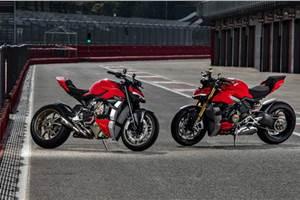 Ducati reveals Streetfighter V4, V4 S
