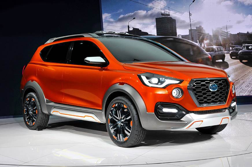 The upcoming Datsun compact SUV will be sold as a Nissan.