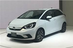 All-new Honda Jazz revealed in Tokyo