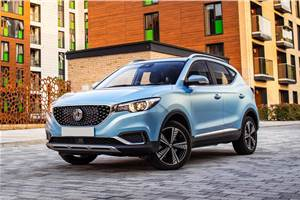 India-spec MG ZS EV to be revealed in December 2019