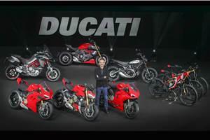 2020 Ducati range unveiled