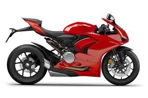 Ducati Panigale V2 revealed