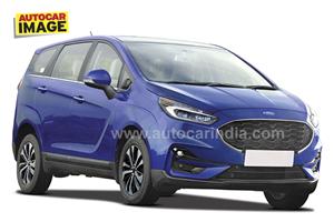 SCOOP! Ford mulling Mahindra Marazzo-based MPV for India