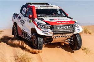Fernando Alonso to participate in 2020 Dakar Rally with Toyota