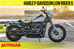 2020 Harley-Davidson Low Rider S video review