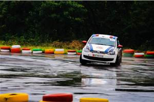 Raunaq Singh wins big at 2019 Indian National Autocross
