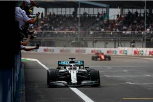 Hamilton wins 2019 Mexican GP to close in on title