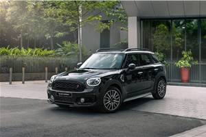 Mini Countryman Black Edition launched at Rs 42.40 lakh