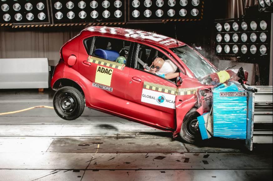 Datsun Redigo scores one star in Global NCAP crash test