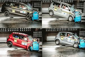 Global NCAP releases results of latest round of crash tests