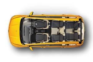 Renault Triber interior highlights detailed