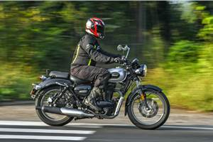 Benelli Imperiale 400 review, test ride
