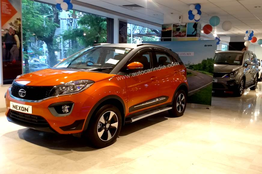 Save over Rs 50,000 on the Tata Nexon in November 2019.