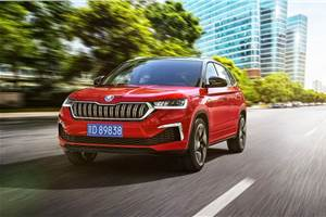 Skoda Kamiq GT SUV revealed