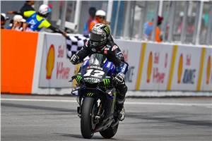 Malaysian MotoGP: Vinales beats Marquez in Sepang