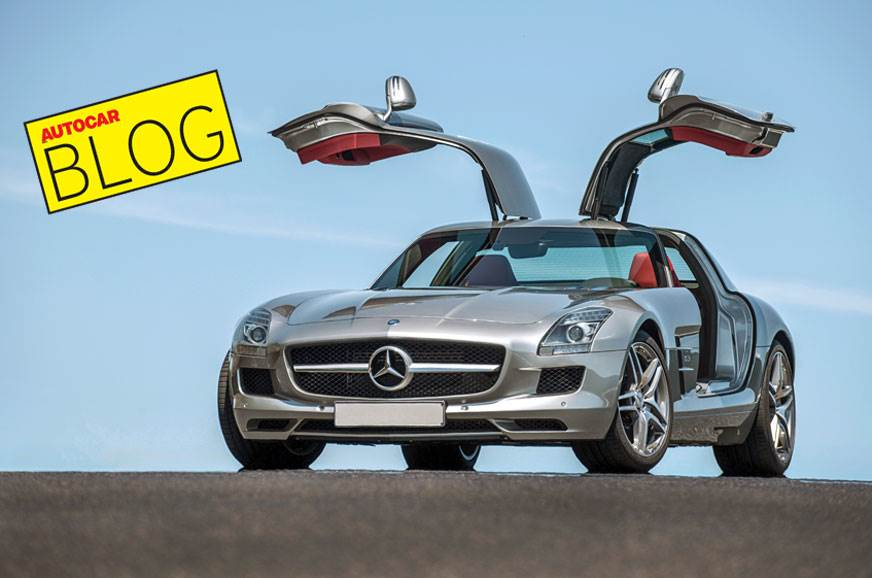 The SLS AMG will definitely increase in value soon.Perseus