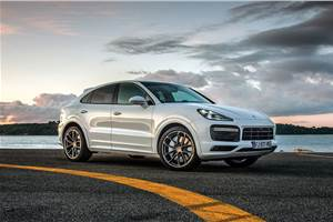 Porsche Cayenne Turbo Coupe review, test drive
