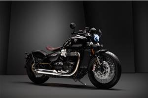 2020 Triumph Bobber TFC revealed at EICMA 2019