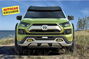 Raize SUV likely to spawn Toyota and Maruti's Creta rival
