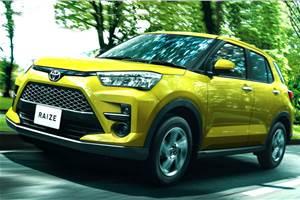 Toyota Raize: A close look