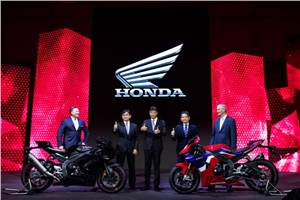 Honda to launch 5 new premium bikes in India