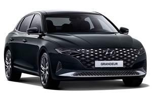 Hyundai Grandeur facelift revealed