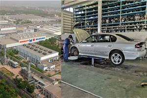 Maruti Suzuki Toyotsu India joint venture announced