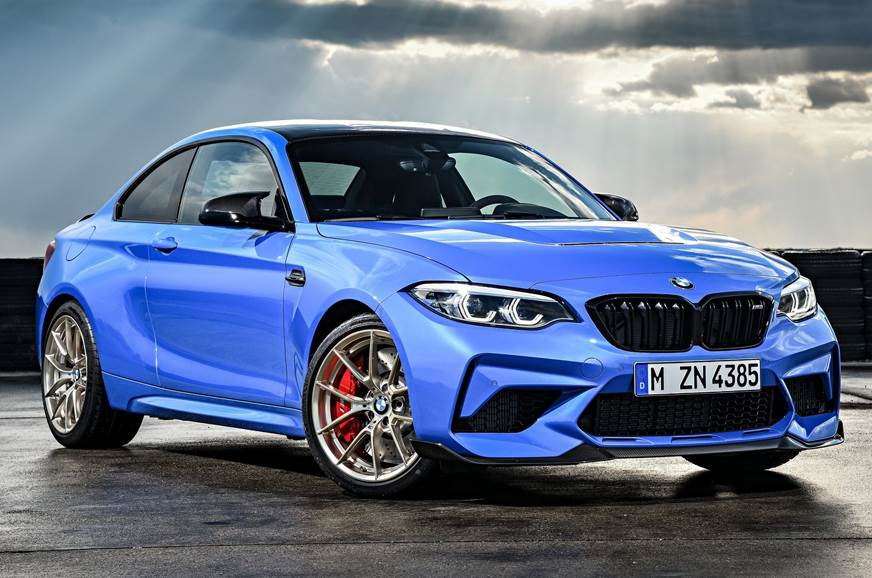 Limited edition BMW M2 CS unveiled