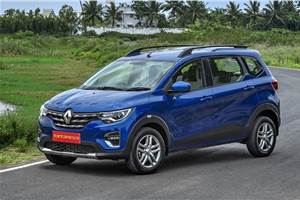 Renault Triber RxZ now gets 15-inch wheels as standard
