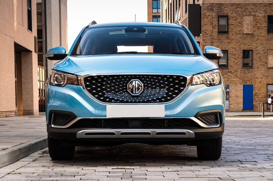 MG ZS Electric Vehicle - Customers to get Free Fast Charging for Limited Period