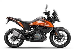 2020 KTM 250 Adventure revealed