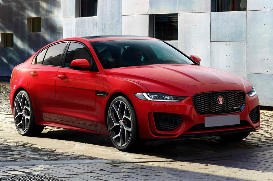 Jaguar XE Facelift with interior and exterior modification but mechanically unchanged