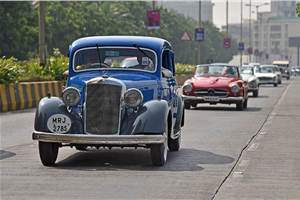 Mercedes-Benz Classic Car Rally 2019 to be grandest one yet