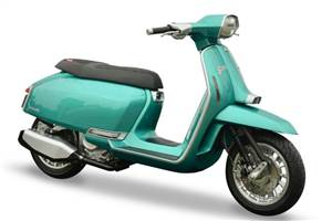Lambretta G-Special e-scooter to debut at Auto Expo 2020